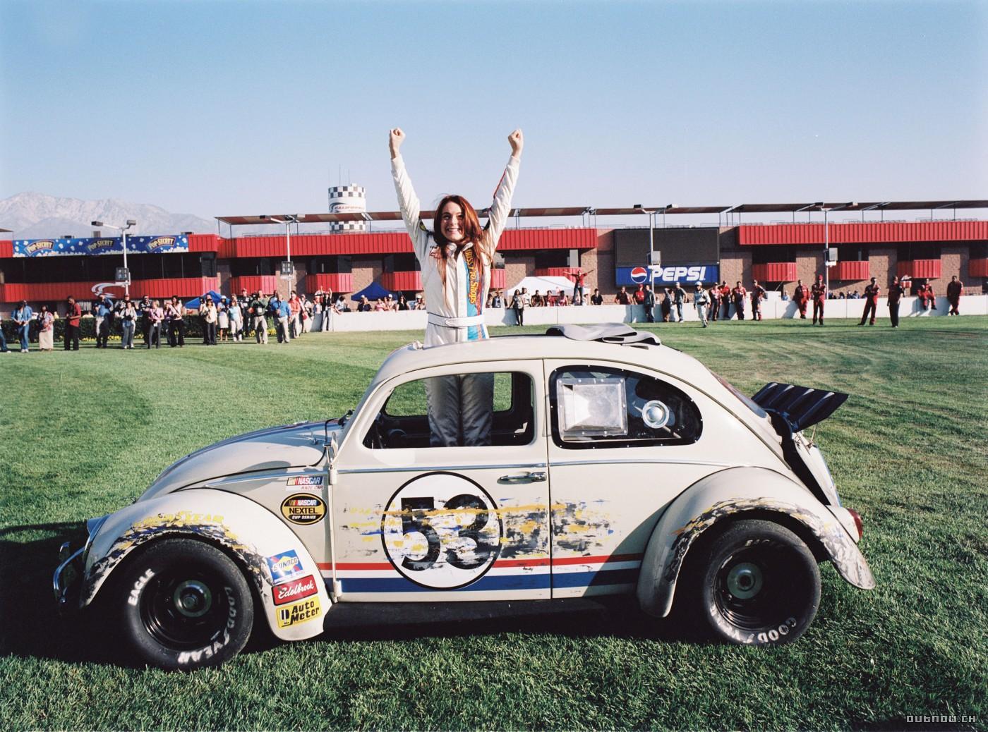 Die Kosten für einen so tollen Käfer wie Herbie können auch im Rahmen der Steuererklärung geltend gemacht werden I Foto: Herbie Fully Loaded