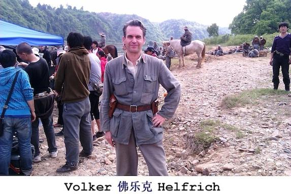 Volker Helfrich - Filmland China