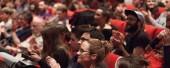 Voriges Jahr auf dem Dokfest in München. Das Kino merkt noch nicht so viel von der neuen Begeisterung für den Dokumentarfilm. Vielleicht braucht er ja neue Wege zum Publikum. | Foto  © Dokfest