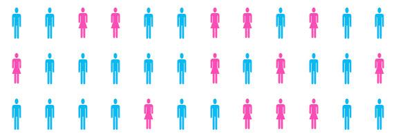 Gendergerechtigkeit ist schon seit 25 Jahren im Filmförderungsgesetz festgeschrieben. Erst jetzt wurde sie umgesetzt. Es brauchte wohl eine unmissverständliche Gebrauchsanleitung, wie sie erst der neue Gesetzestext liefert. | Grafik © cinearte