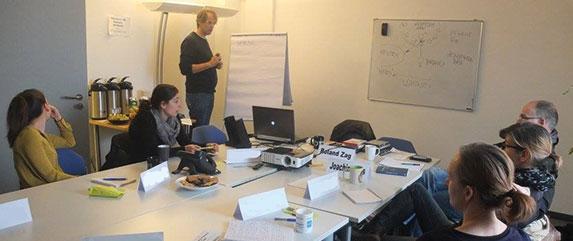Die Münchner Filmwerkstatt meldet sich in der Diskussion ums nächste Filmförderungsgesetz als Stimme der Aus- und Weiterbildung zu Wort | Foto © Münchner Filmwerkstatt